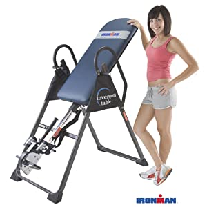IRONMAN<sup>®</sup> Gravity 4000 Highest Weight Capacity Inversion Table width=