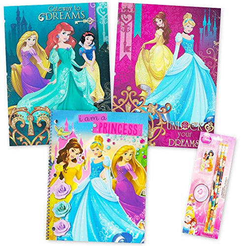 Disney Princess School Value Pack