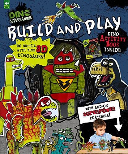 Dino Supersaurus Build It and Play (Dino Supersaursus)