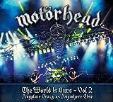 echange, troc Motorhead - The World Is Ours /Vol.2 (Vinyle)