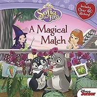 Sofia the First A Magical Match