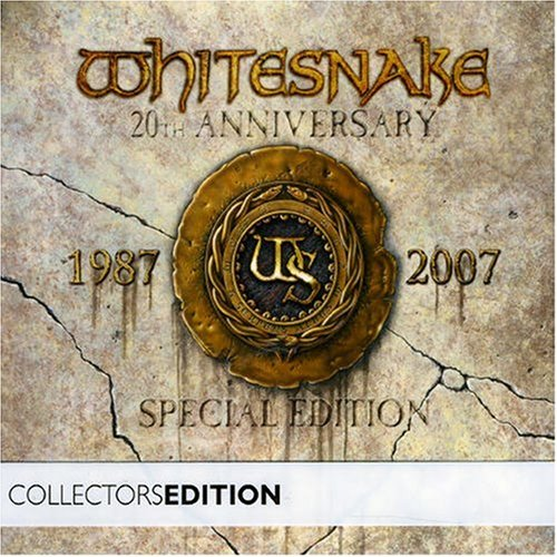 Whitesnake - Whitesnake, 20th Anniversary, 1987-2007 - Zortam Music