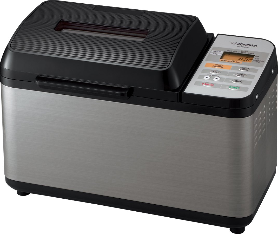 Zojirushi Bread Maker BB-PAC20: For All Baking Needs