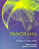 PANORAMA:WORLD HISTORY FROM 1300,V.2