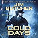 Cold Days: The Dresden Files, Book 14 Audiobook by Jim Butcher Narrated by James Marsters