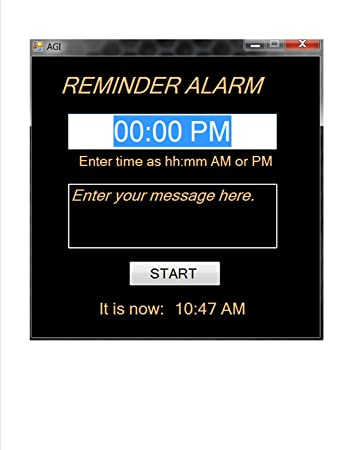 Reminder Alarm [Download]