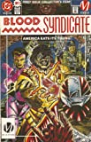 Blood Syndicate #1 (Blood Syndicate, #1)