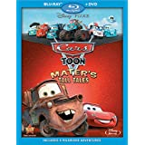 Cars Toon: Mater's Tall Tales (Two Disc Blu-ray/DVD Combo) ~ Cars Toon