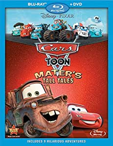 Cars Toon: Mater's Tall Tales (Two Disc Blu-ray/DVD Combo)
