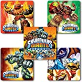 75 Skylanders Giants Stickers