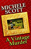 A Vintage Murder (Center Point Premier Mystery (Large Print))