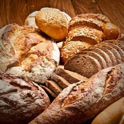 Assortment of Baked Bread - 18