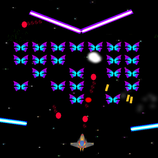 Rebound Invaders from Outer Space
