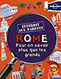 Rome Interdit aux parents - 2ed