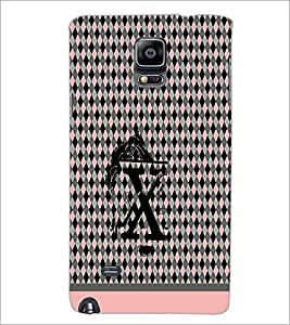 PrintDhaba GRANDbet X D-1285 Back Case Cover for SAMSUNG GALAXY NOTE 2 (Multi-Coloured)