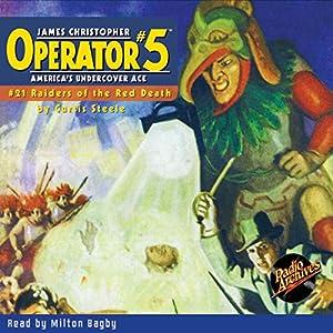 Operator #5 #21, December 1935 Audiobook