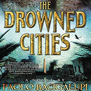 The Drowned Cities Audiobook