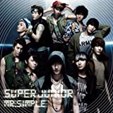 MR.SIMPLE♪SUPER JUNIOR