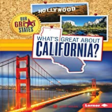 What's Great About California? Audiobook by Anita Yasuda Narrated by  Intuitive