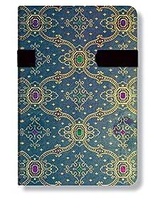 Seidenpracht Blau - Adressbuch Mini - Paperblanks