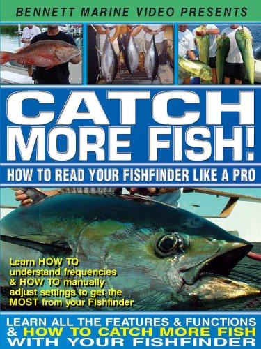 Catch more fish how to read your fishfinder like a pro for How to read fish finder