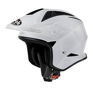 TRR14 airoh casque de moto-tRR-blanc