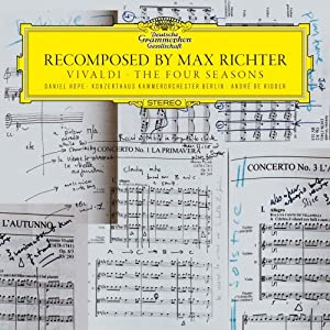 Recomposed by Max Richter - Vivaldi:The Four Seasons