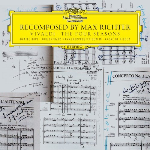 VA--ReComposed by Max Richter-Vivaldi The Four Seasons-Web-2012-OMA Download