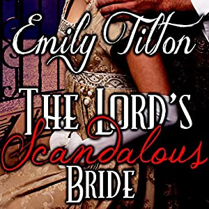 The Lord's Scandalous Bride Audiobook