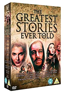 The Greatest Stories Ever Told - Biblical Boxset [DVD]