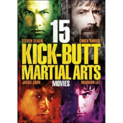 15 Kick-Butt Martial Arts Movies