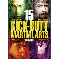 15 Kick-Butt Martial Arts Movies