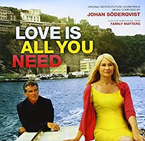 Love Is All You Need - Ost