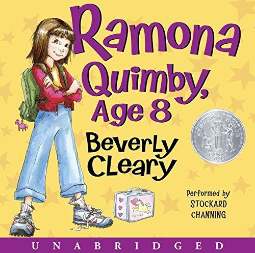Ramona Quimby, Age 8 CD PDF