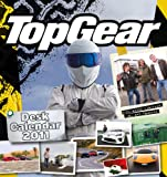 Official Top Gear 2011 Desk Easel Calendar