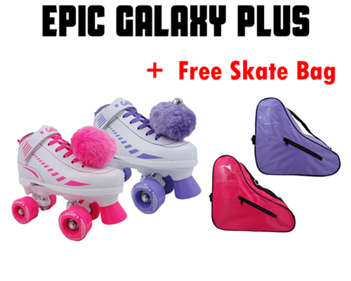 Epic Galaxy Plus Kid Quad Roller Skates