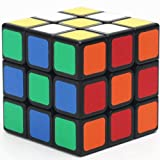 Suvevic Speed Cube, Sticker Smooth Magic Puzzle, Enhanced Version