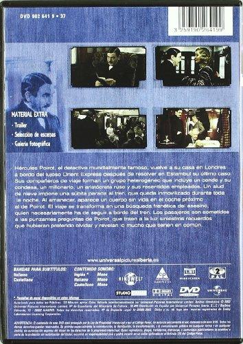 Assassinio sull 39 orient express film panorama auto - Assassinio allo specchio ...