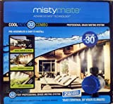 MistyMate Advanced Mist Technology Professional Grade Misting System with Timer