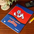 Perfect Timing Turner Fresno State Bulldogs Notebook, Pack of 2 (8090126)