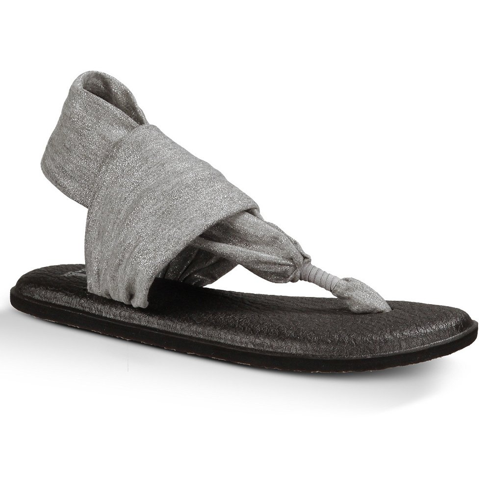 Sanuk Yoga Shoes Amazon: Yoga Sling Sandal With Lightweight, Two-way Stretch Knit