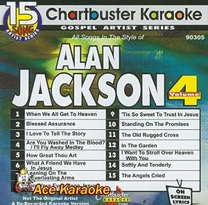 Karaoke: Alan Jackson 4