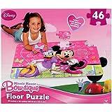 Minnie Mouse Floor Puzzle ( 46 Pieces )