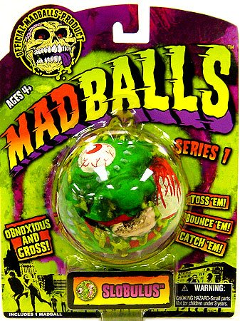 Madballs Series 1 Toy Slobulus - Buy Madballs Series 1 Toy Slobulus - Purchase Madballs Series 1 Toy Slobulus (Art Asylum, Toys & Games,Categories)