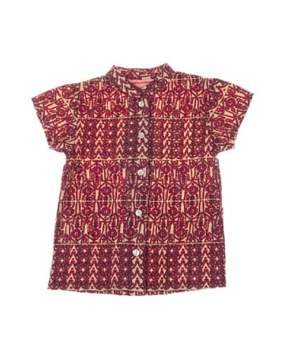 Spantajáparos Camisa Japonesa espiga Granate
