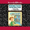 Horrible Harry and the Stolen Cookie Audiobook by Suzy Kline Narrated by Johnny Heller
