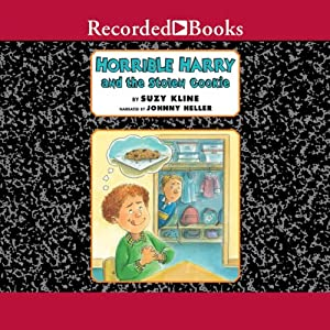 Horrible Harry and the Stolen Cookie Audiobook