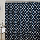 Jill Rosenwald Hampton Links Shower Curtain, Navy