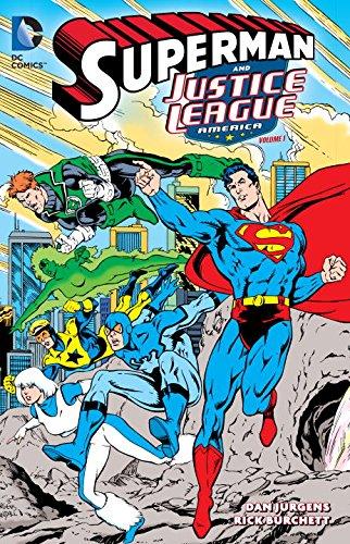 Superman & the Justice League America TP (Jla (Justice League of America))