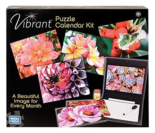 Mega Puzzles Calendar Kit - 1